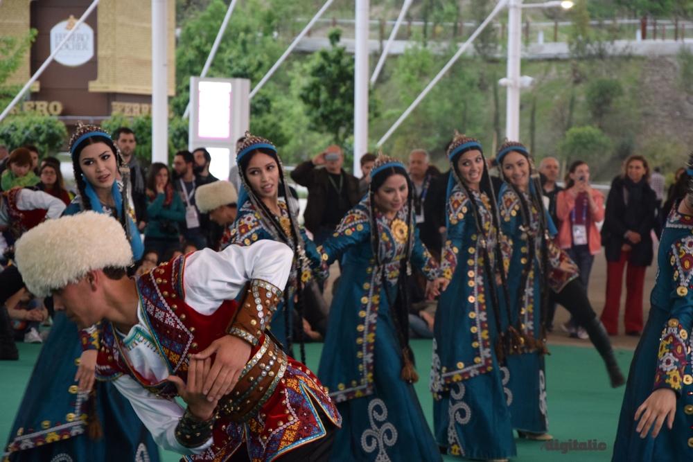 Ballerini del Turkmenistan