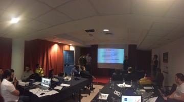 #ConventionVar hackathon