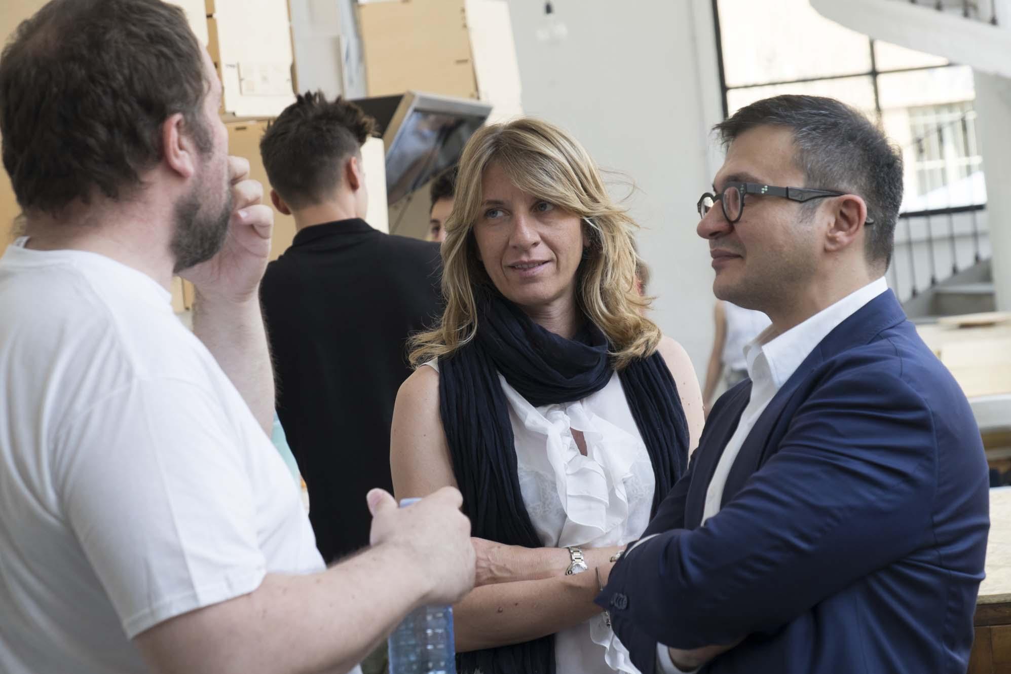 Massimo Banzi #DigiScovering #PowerdByPixartPrinting
