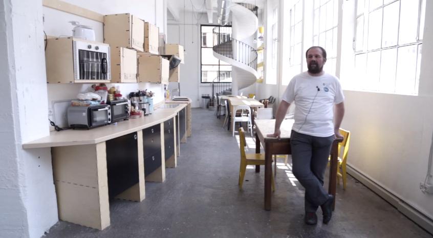 Massimo Banzi Arduino #DigiScovering