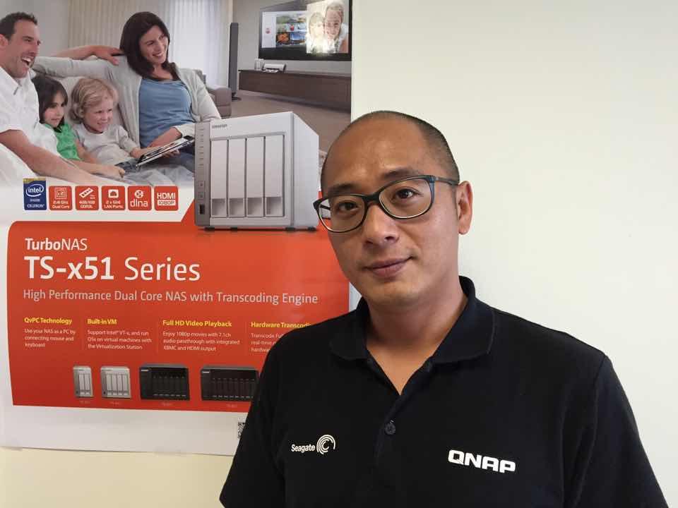 Tony Chou Qnap