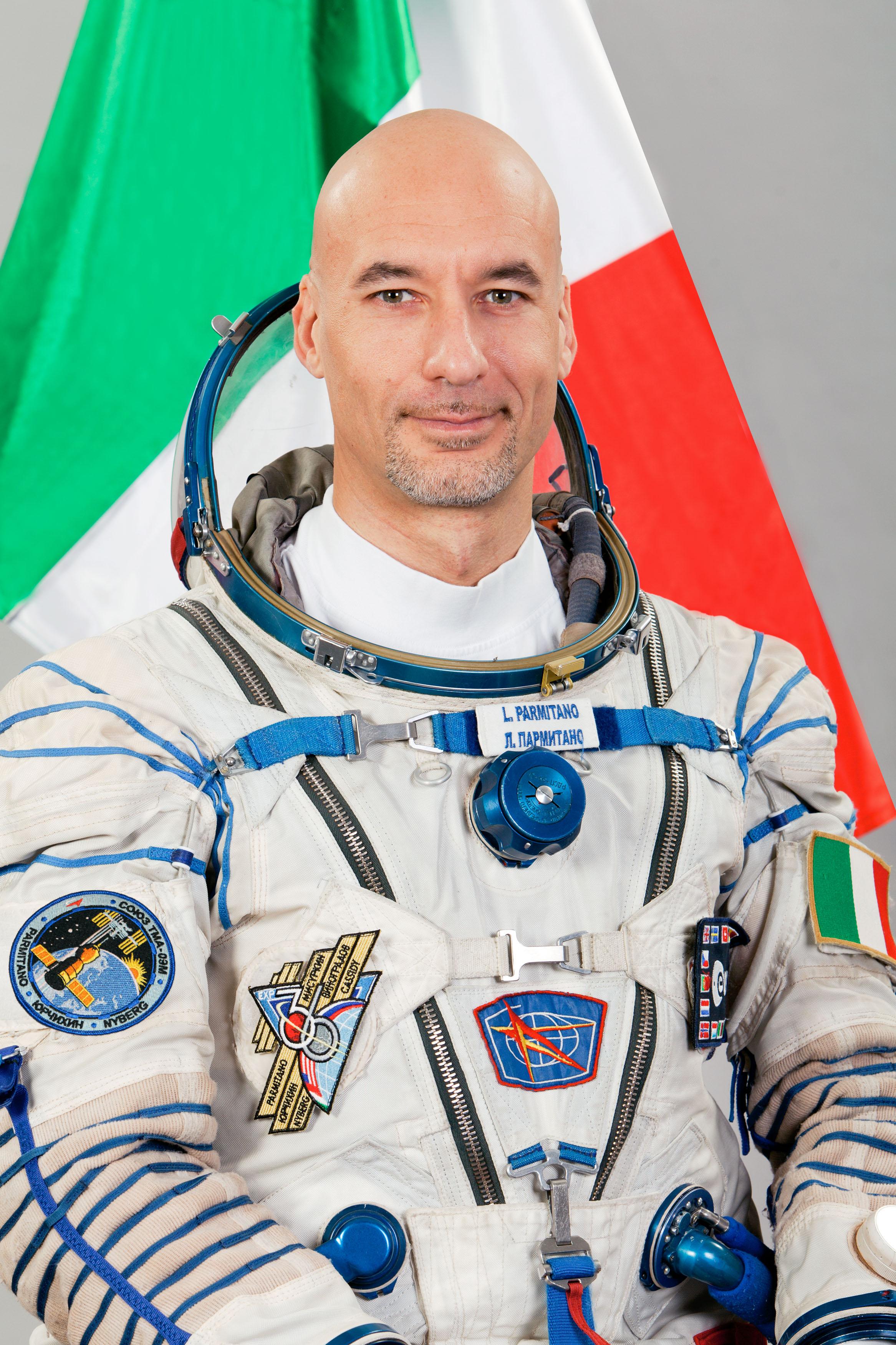 Luca Parmitano ESA