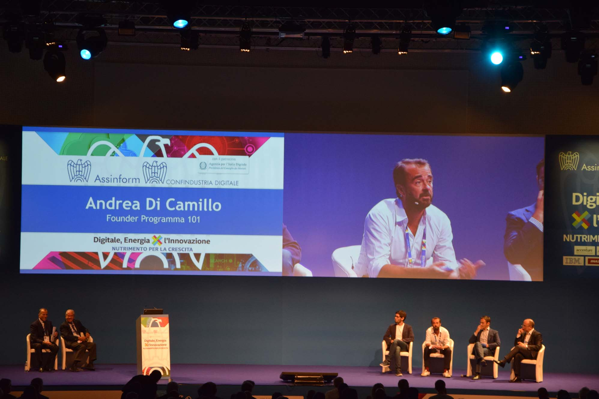 Convegno Assinform Expo 2015