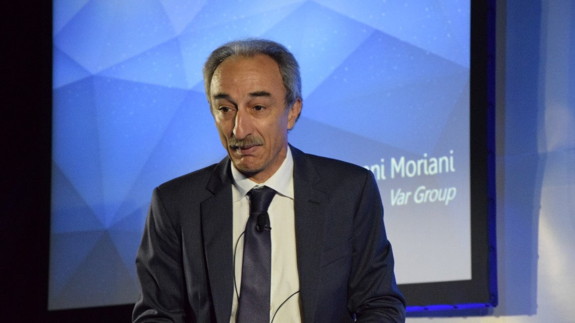 Giovanni Moriani Var Group Globo Informatica