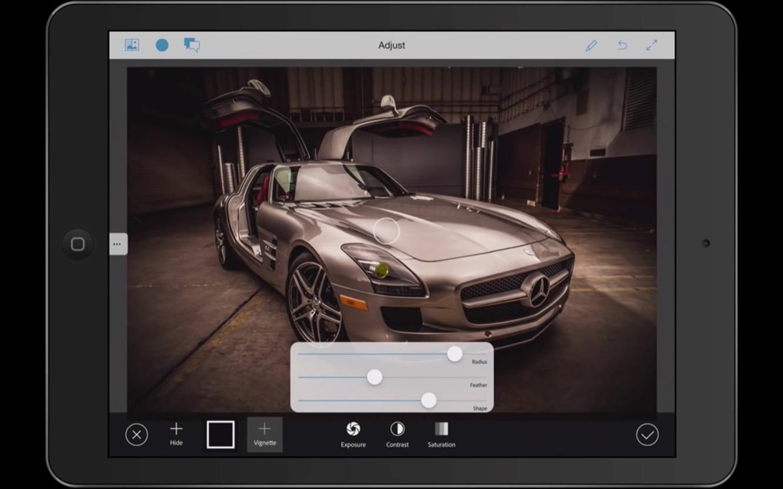 Adobe Project Rigel