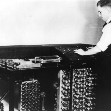 Atanasoff Berry Computer Abc