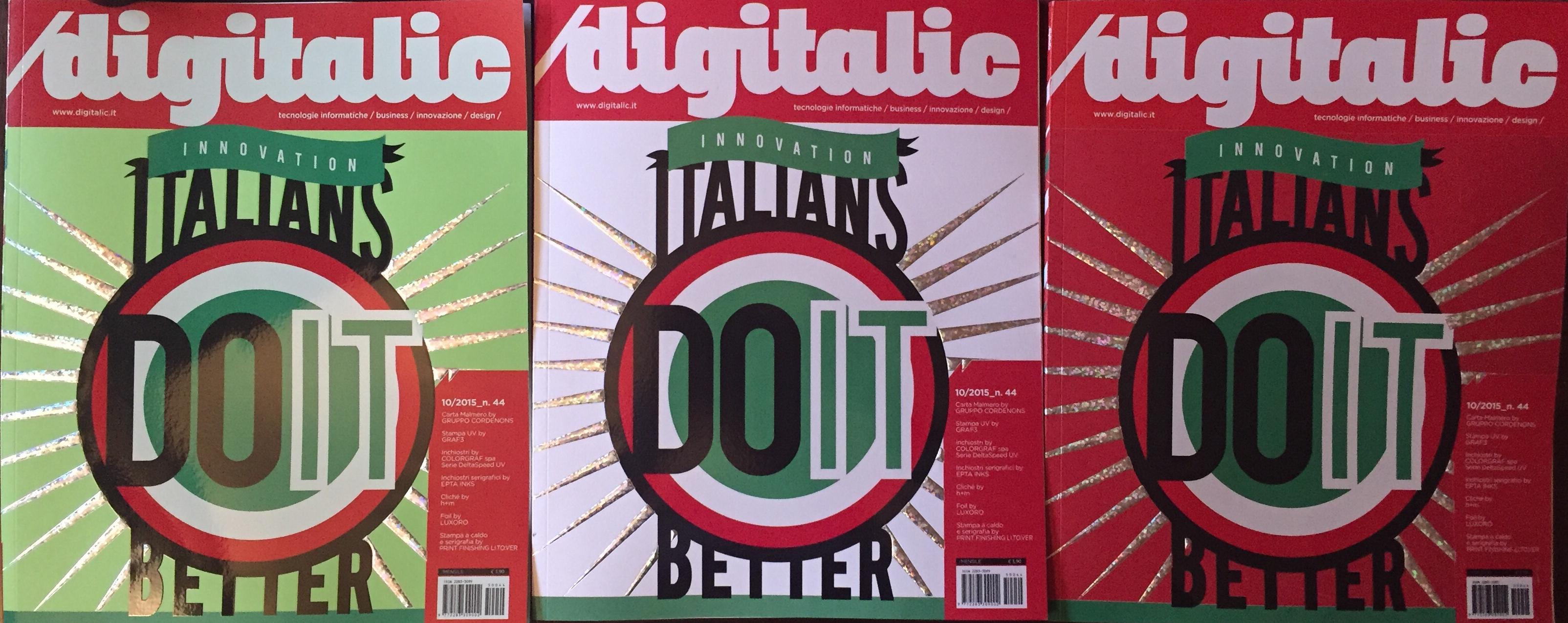 Digitalic n. 44 Italians do IT Better