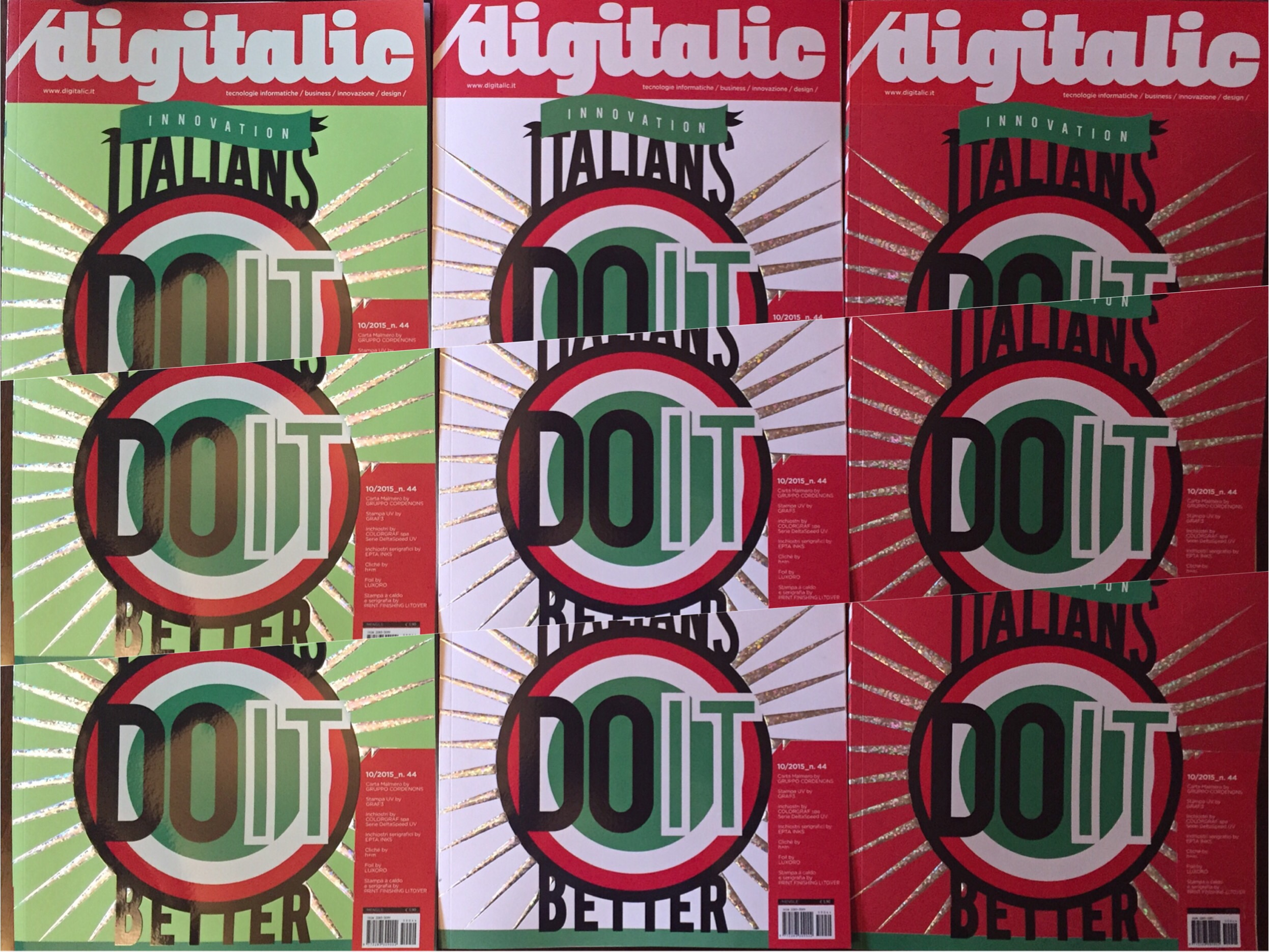 "Digitalic n. 44 ""Italians do IT better"" – Lo puoi fare meglio"