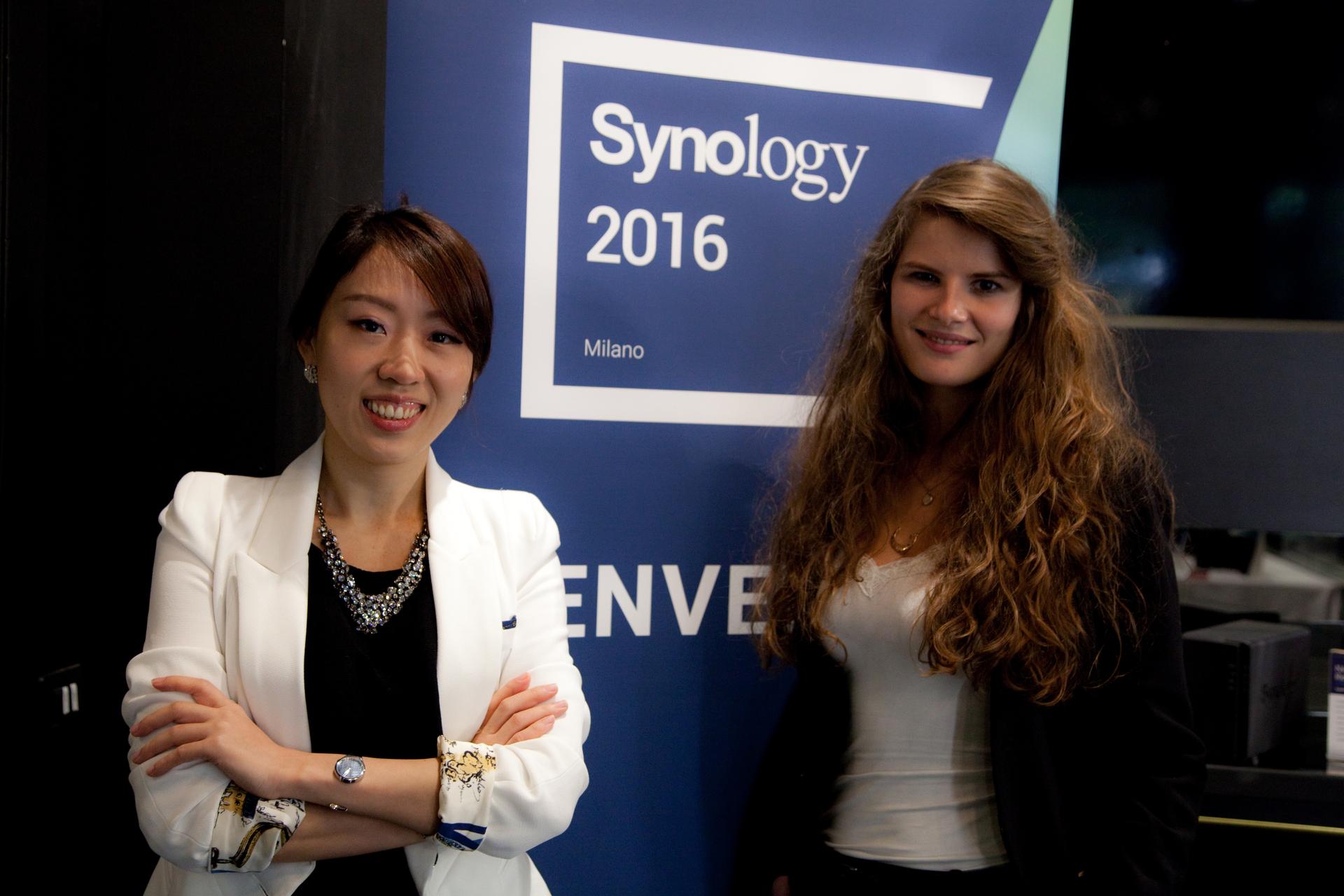 Chloé Bordas Synology