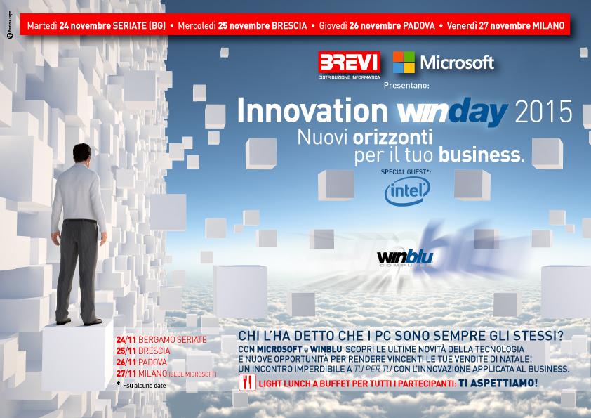 Brevi Innovation WinDay