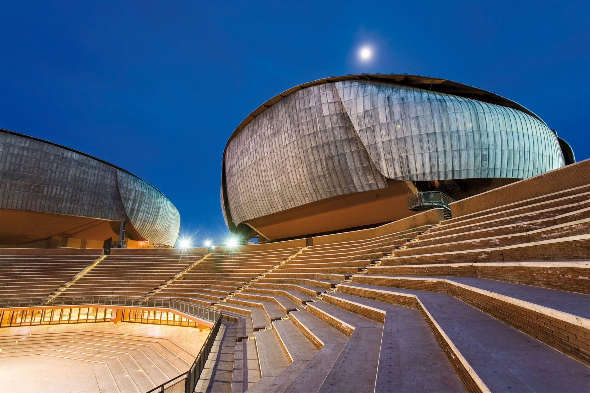 Auditorium Future Decoded Roma