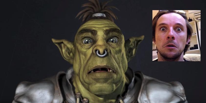 Apple compla faceshift avatar star wars