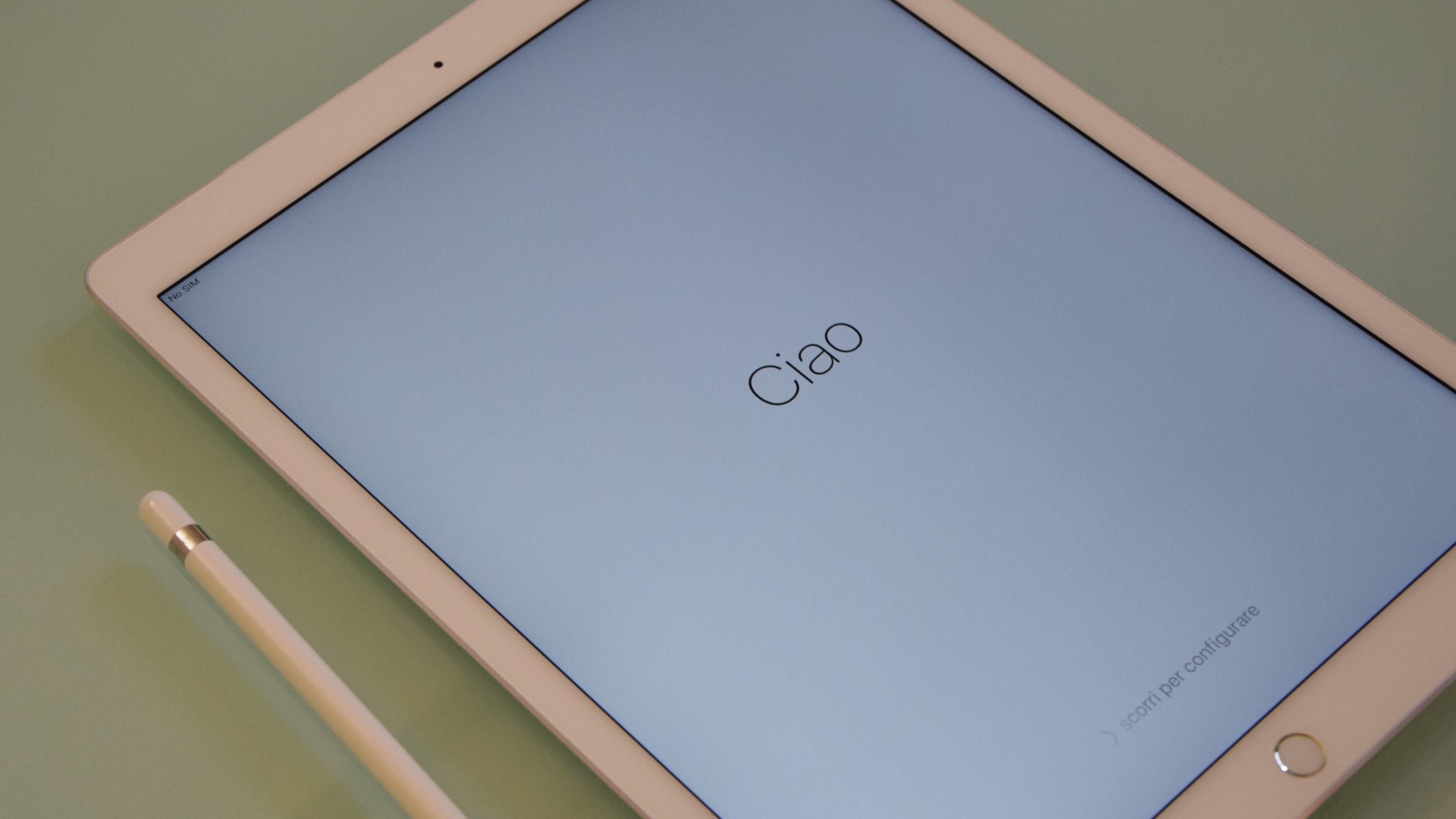 iPad Pro Ciao