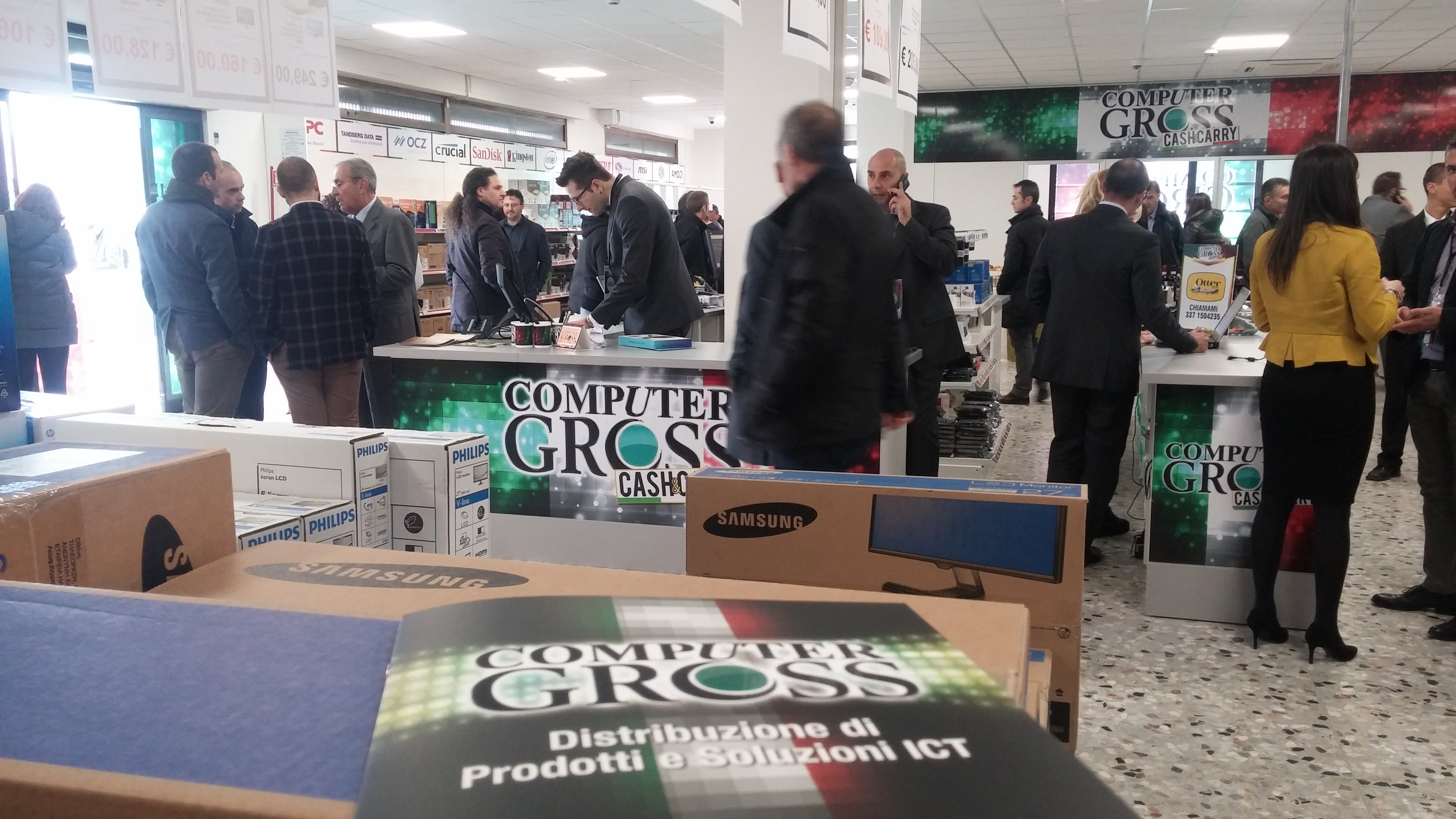 Computer Gross Cash&Carry Roma