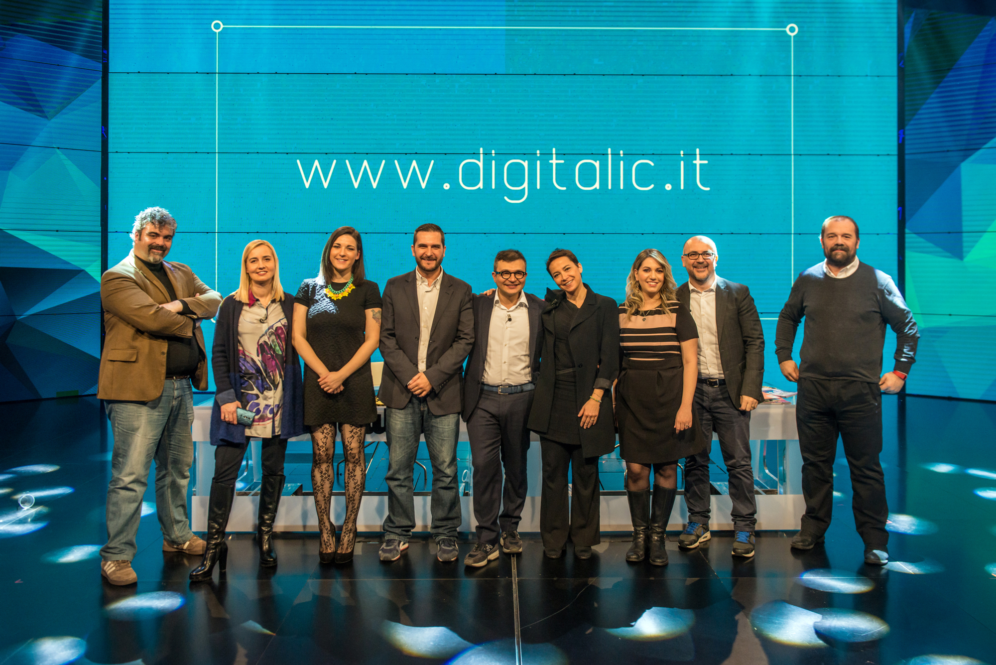 Digitalic X #DigitalicX Ospiti