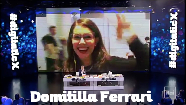 Domitilla Ferrari DigitalicX