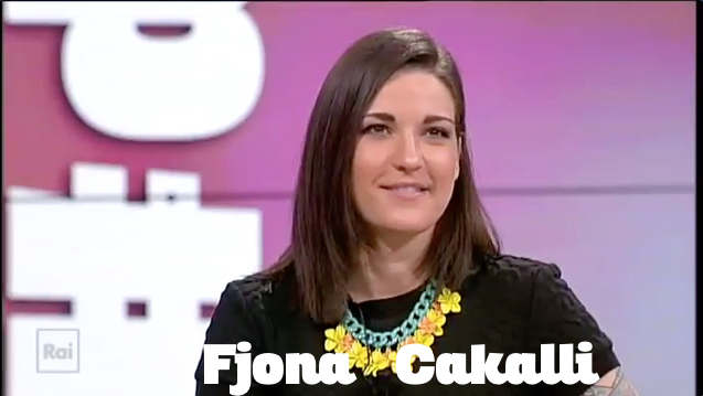 Fjona Cakalli