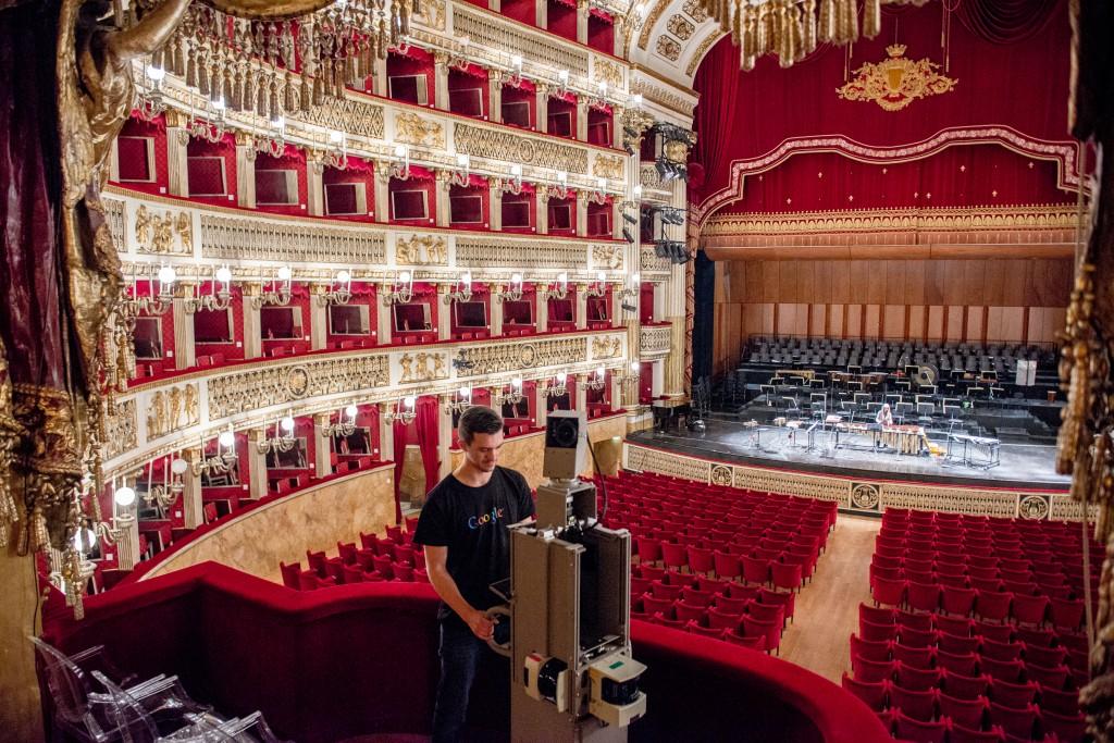 Google Teatro dell'Opera di Roma