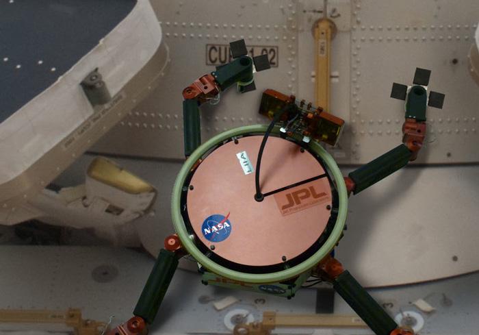 Robot-Gecko NASA