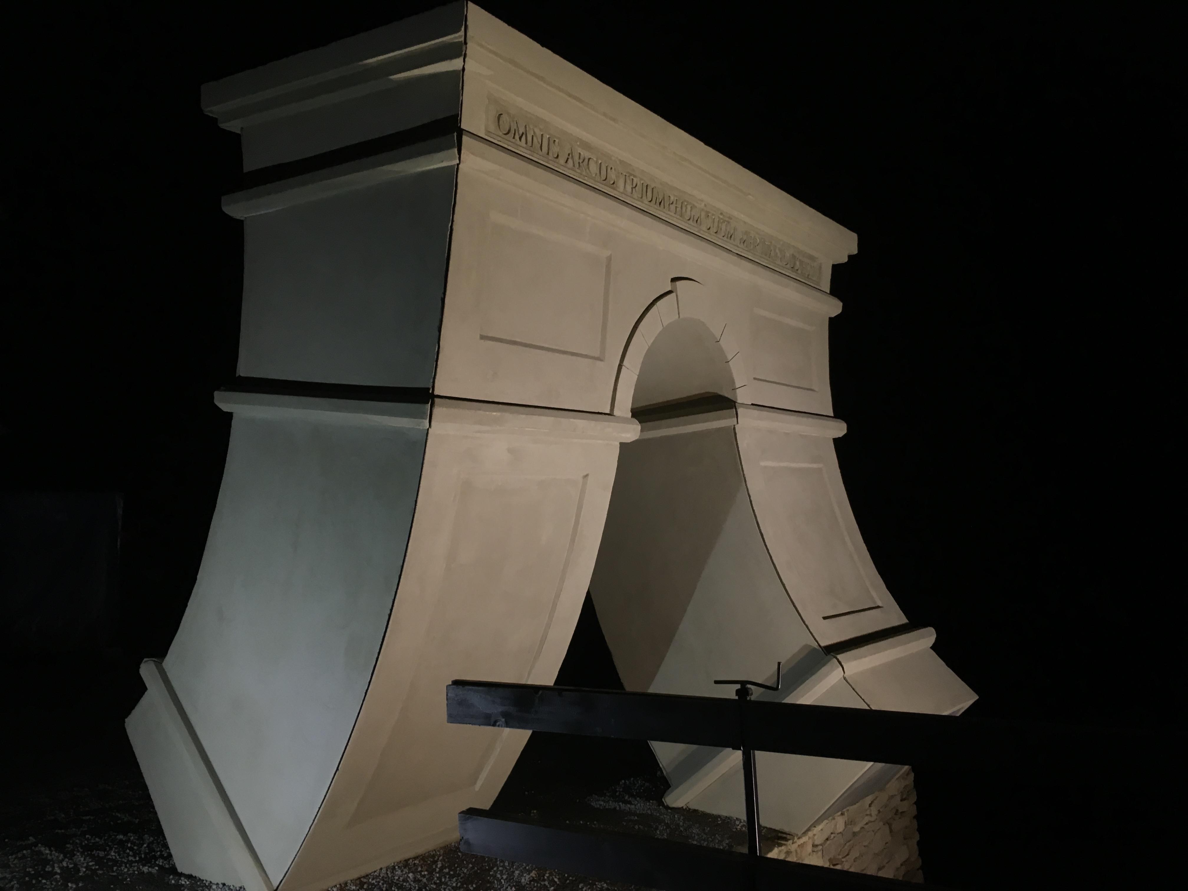 Chris Bangle Big Walking Arch
