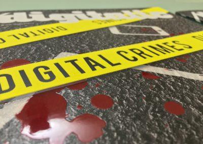 Digitalic n. 47 Digital Crimes