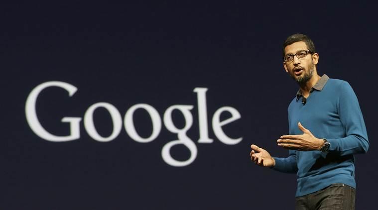 Google Sundar Pichai annuncia data I/O 2016 20 persone più influenti nella tecnologia