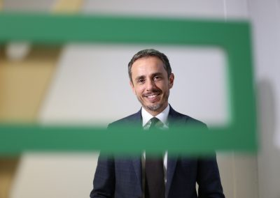 Yari Franzini, Converged Infrastructure Country Manager di Hewlett Packard Enterprise