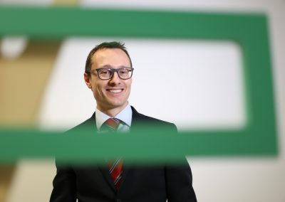 Mauro Colombo, presales manager Hewlett Packard Enterprise per l'Italia