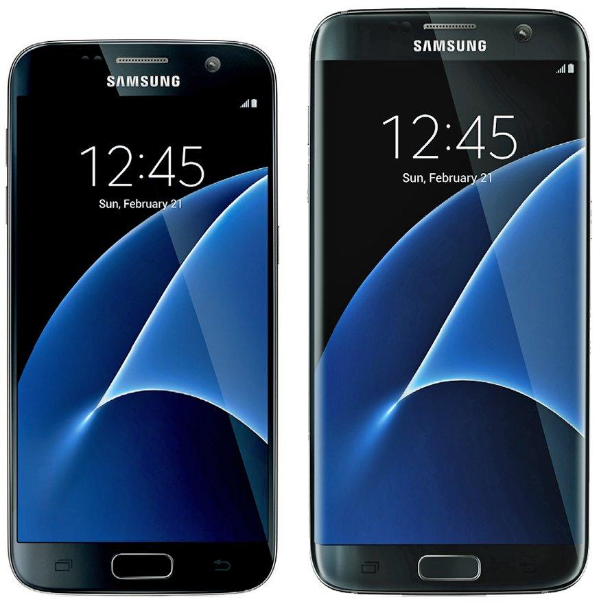 Samsung S7 e S7 edge 1