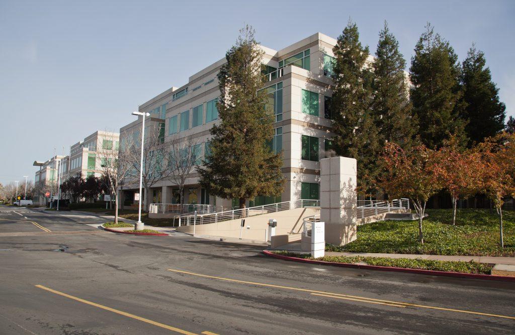 Apple Campus Cupertino
