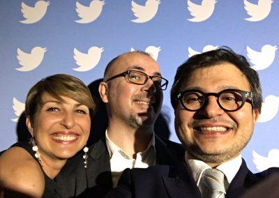 Barbara Minotti, Franz Russo, Francesco Marino