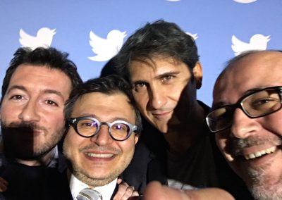 Jacopo Paoletti, Francesco Marino, Salvatore Ippolito, Franz Russo