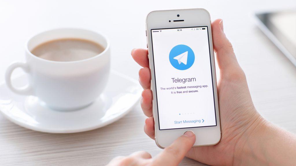 Videochiamate di gruppo su Telegram