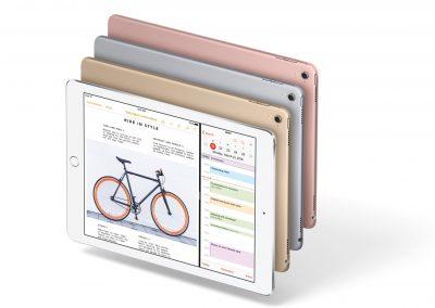 iPad Pro 9,7 Apple 4 nuovi iPad