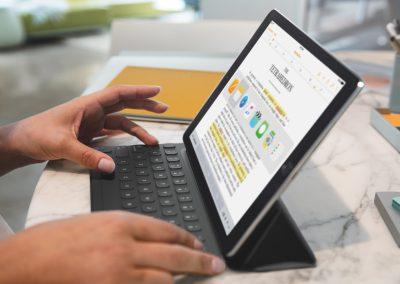 iPad Pro 9,7 Apple