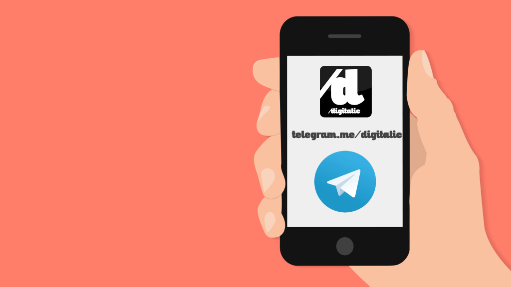 telegram Digitalic