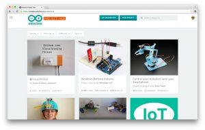 Arduino sito IoT