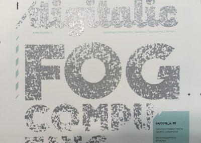 Digitalic n. 50 Fog Computing