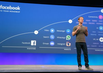 Mark Facebook F8 2016