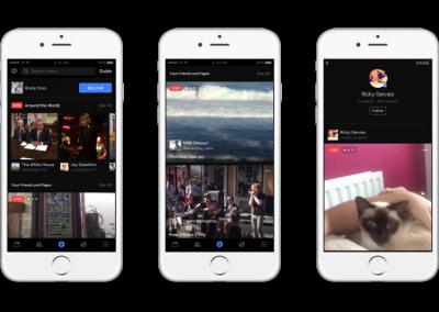Facebook Live video più lunghi