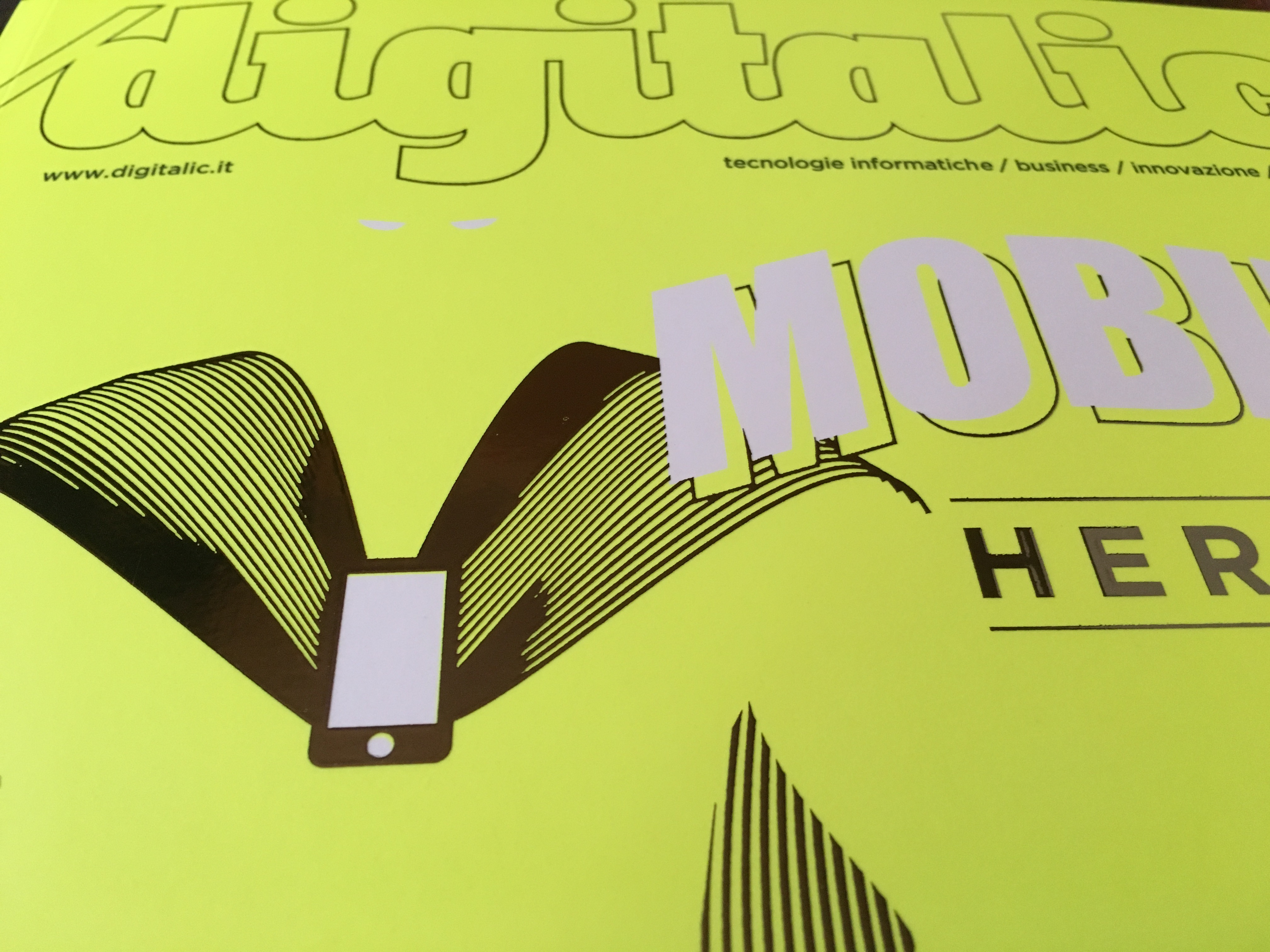 Digitalic n. 52: Mobile Hero