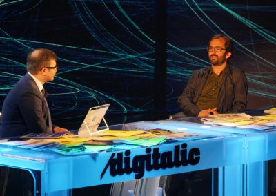 Digitalic X Alessandro Sarfatti