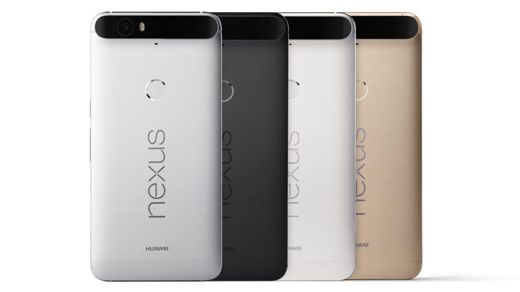 Google nexus-6p