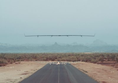 Facebook Aquila test di volo 2