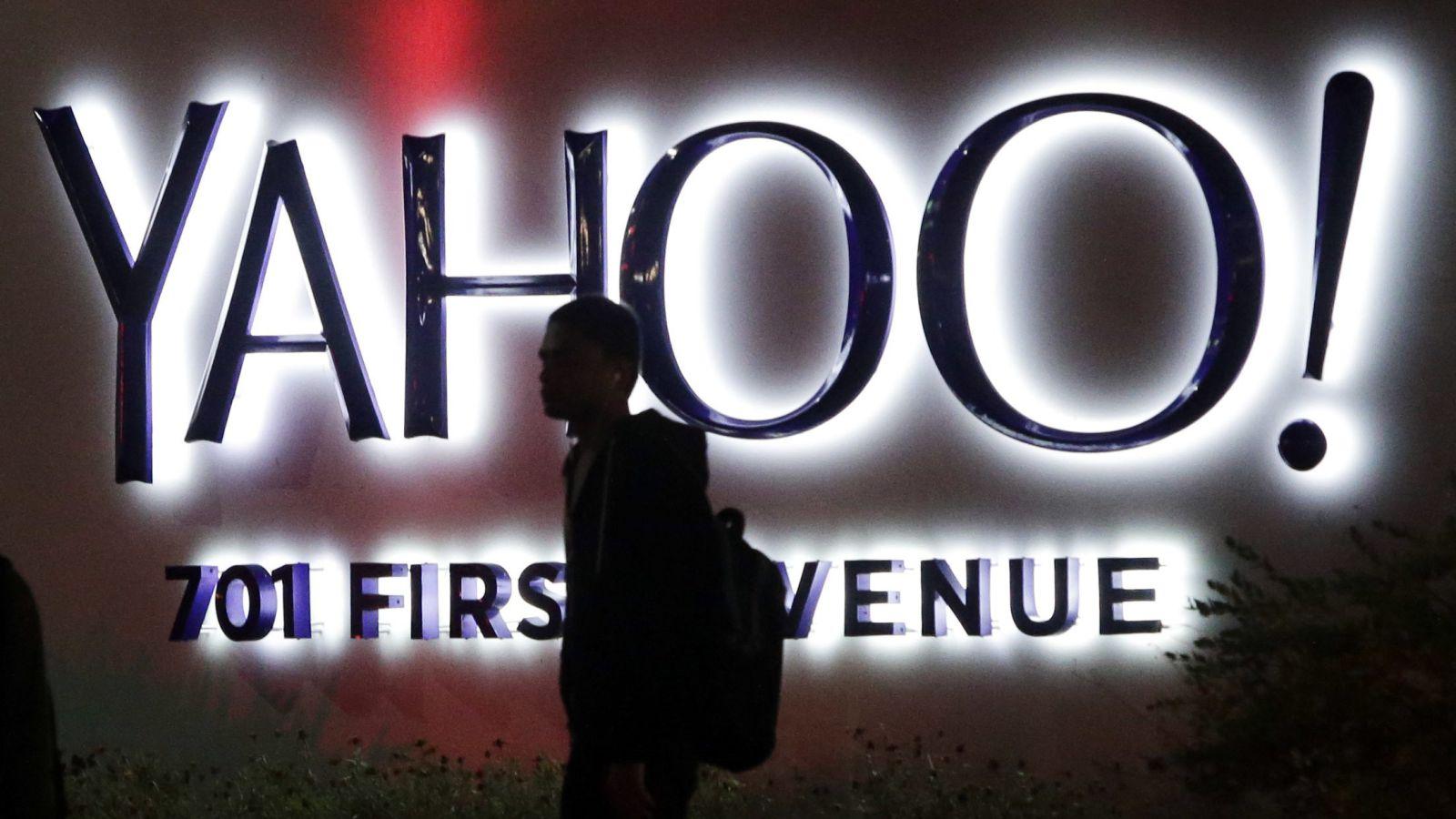 Yahoo account Verizon