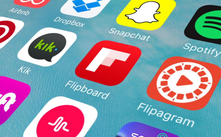 5 app smartphone