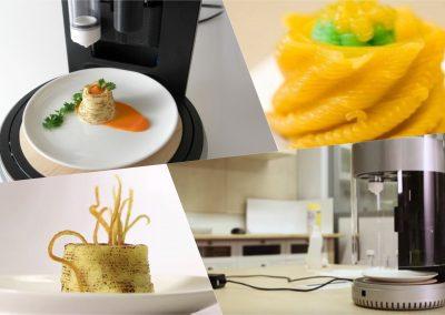 Stampante 3D per Alimenti