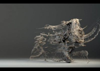 Kung Fu Motion Visualization Tobias Gremmler