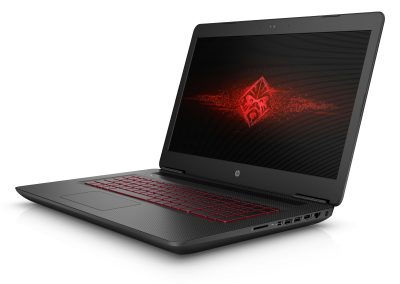 HP Omen 17 notebook gaming