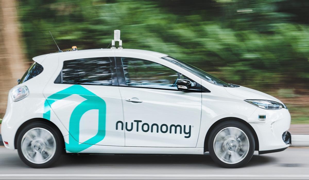 NuTonomy batte Uber per il lancio del primo Taxi a guida autonoma